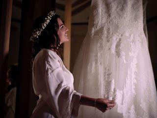 La boda de Judith y Edu 1