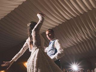 La boda de Lucía y Martín