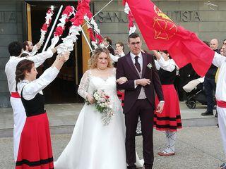 La boda de Raquel y Ion