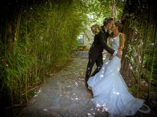 La boda de Jeni y Kino