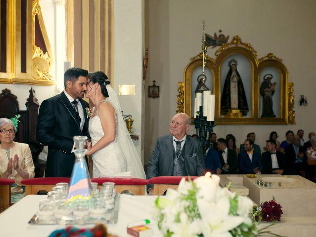 La boda de Valen y Gemma en La Roda, Albacete 13