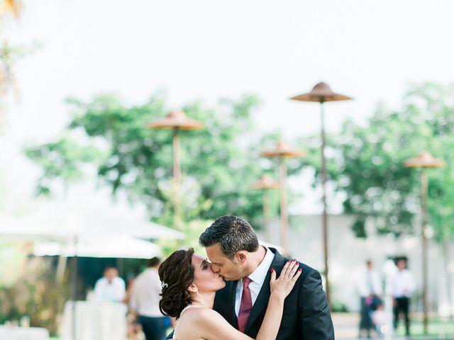 La boda de Rocío y Isidoro