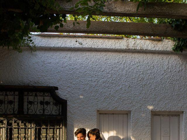 La boda de Diego y Cristina en Granada, Granada 3