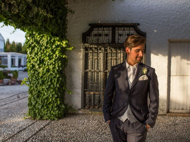 La boda de Diego y Cristina en Granada, Granada 8