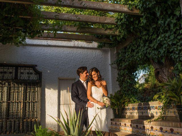 La boda de Diego y Cristina en Granada, Granada 11
