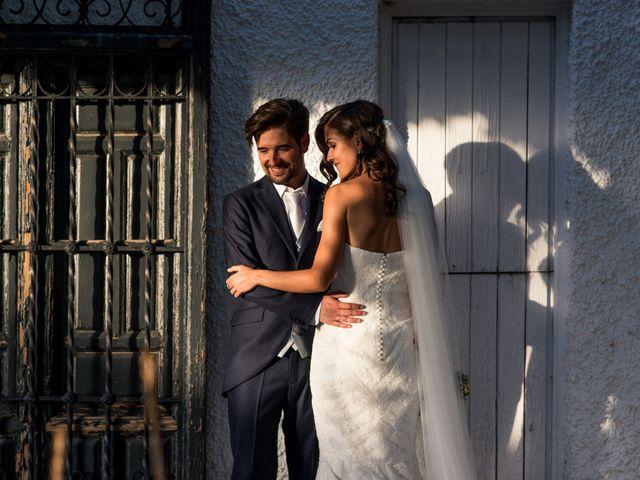 La boda de Diego y Cristina en Granada, Granada 16