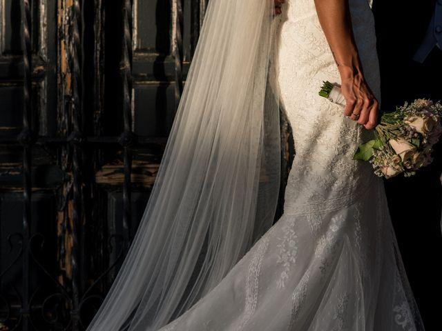 La boda de Diego y Cristina en Granada, Granada 17