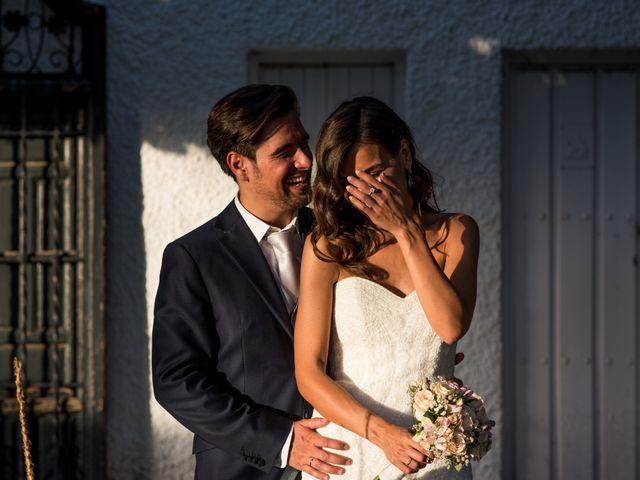 La boda de Diego y Cristina en Granada, Granada 18