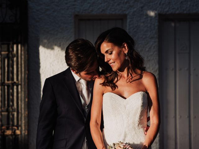 La boda de Diego y Cristina en Granada, Granada 19