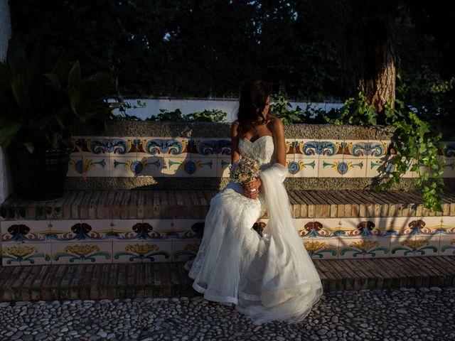 La boda de Diego y Cristina en Granada, Granada 20