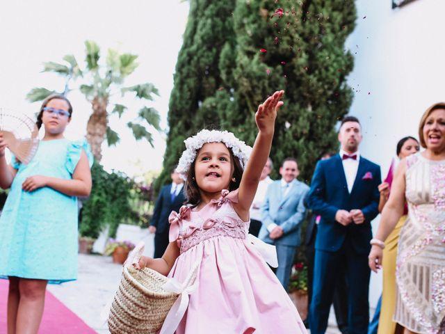 La boda de Diego y Cristina en Granada, Granada 53