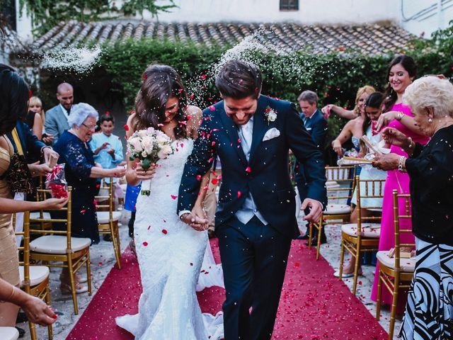 La boda de Diego y Cristina en Granada, Granada 55