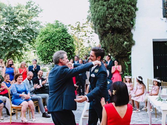 La boda de Diego y Cristina en Granada, Granada 57