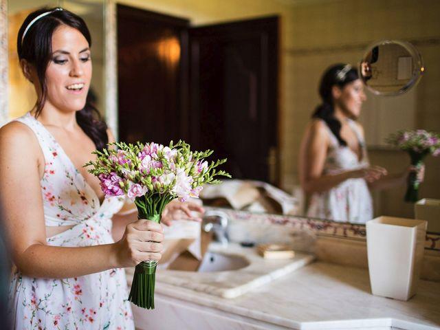 La boda de Alex y Ana en Nigran, Pontevedra 12
