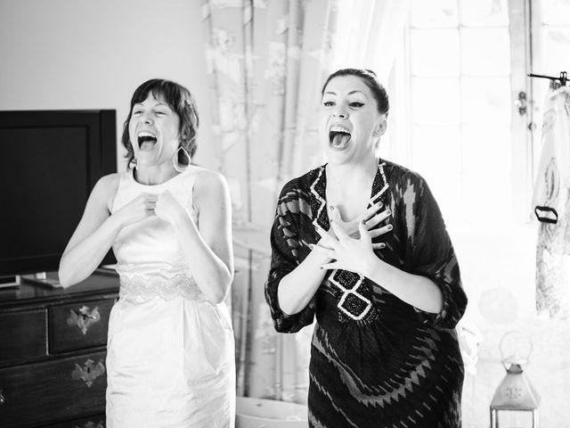 La boda de Alex y Ana en Nigran, Pontevedra 17