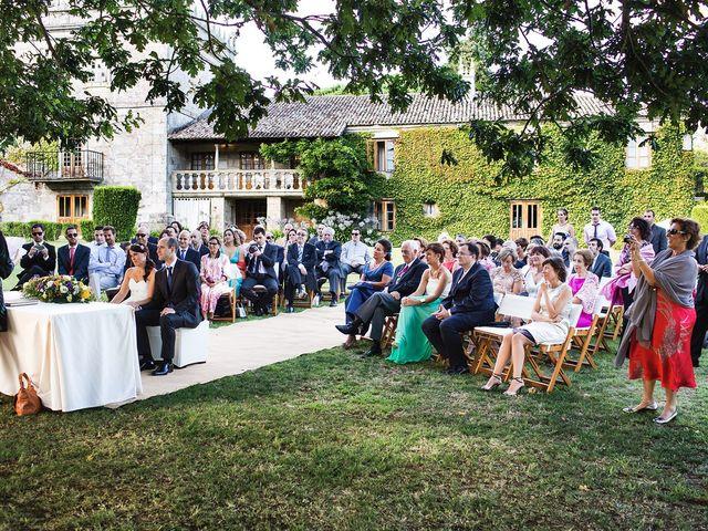 La boda de Alex y Ana en Nigran, Pontevedra 36
