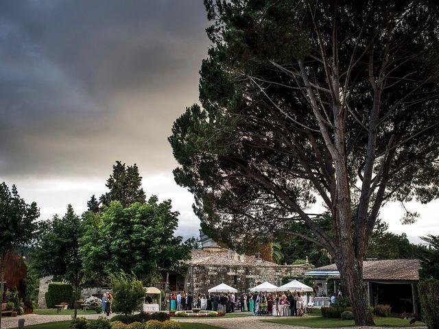 La boda de Alex y Ana en Nigran, Pontevedra 45
