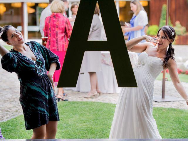 La boda de Alex y Ana en Nigran, Pontevedra 46