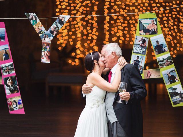 La boda de Alex y Ana en Nigran, Pontevedra 51