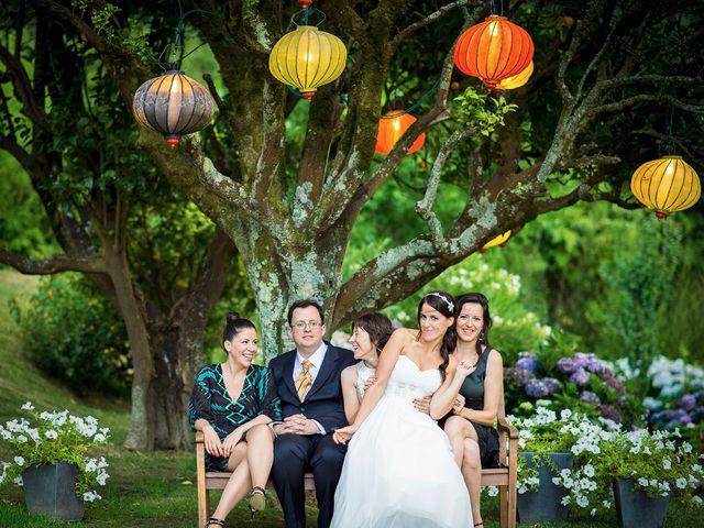La boda de Alex y Ana en Nigran, Pontevedra 52