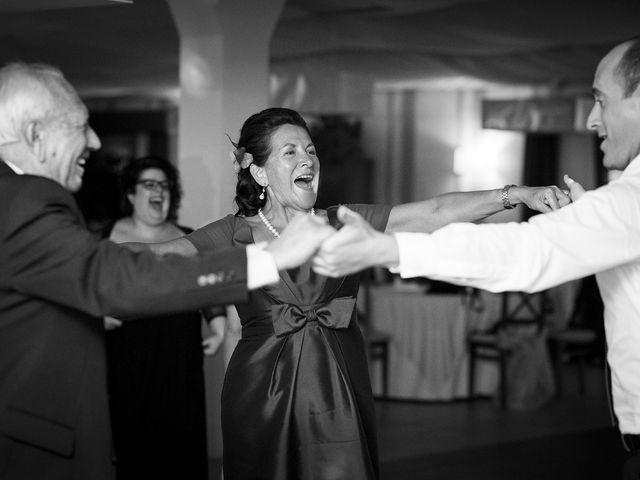 La boda de Alex y Ana en Nigran, Pontevedra 85