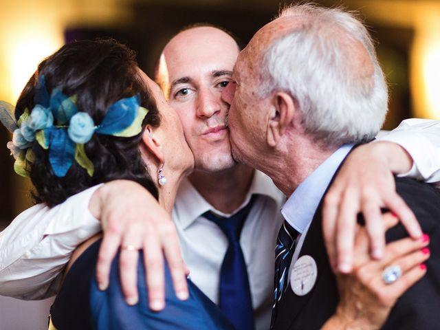 La boda de Alex y Ana en Nigran, Pontevedra 89