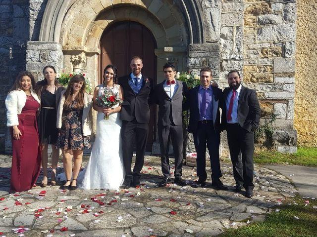 La boda de Jorge y Sara en Santa Marina (Siero), Asturias 1