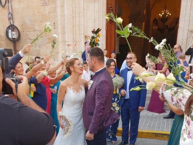 La boda de Eliza y Andrei