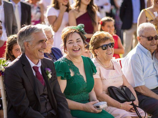 La boda de Mario y Tamara en Ponferrada, León 12