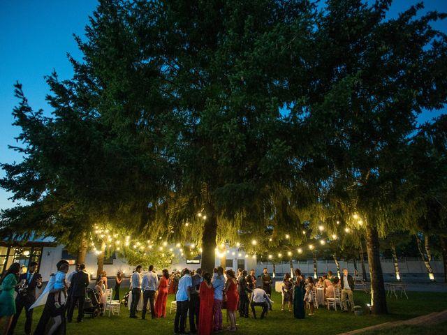 La boda de Mario y Tamara en Ponferrada, León 23