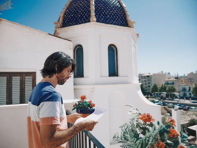 La boda de Sebas y Monica en Altea, Alicante 8