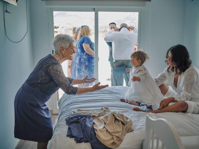 La boda de Sebas y Monica en Altea, Alicante 14