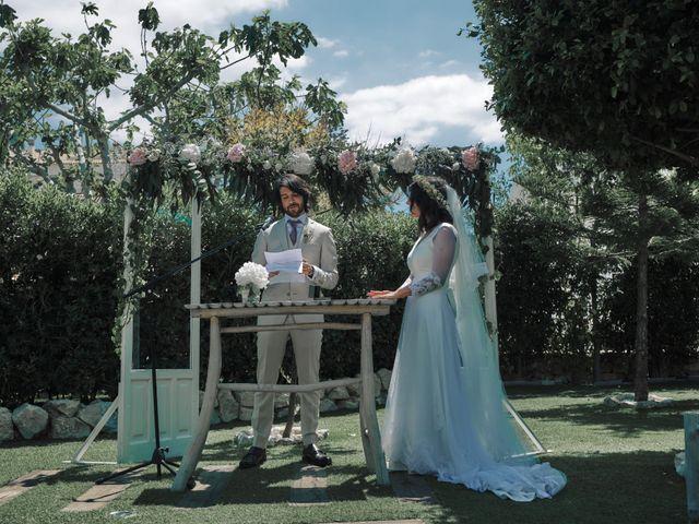 La boda de Sebas y Monica en Altea, Alicante 32