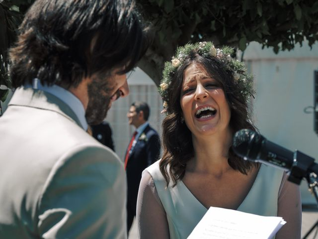 La boda de Sebas y Monica en Altea, Alicante 33