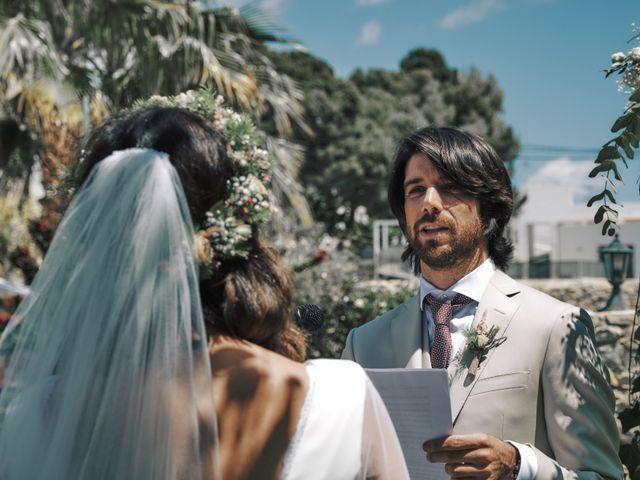 La boda de Sebas y Monica en Altea, Alicante 34