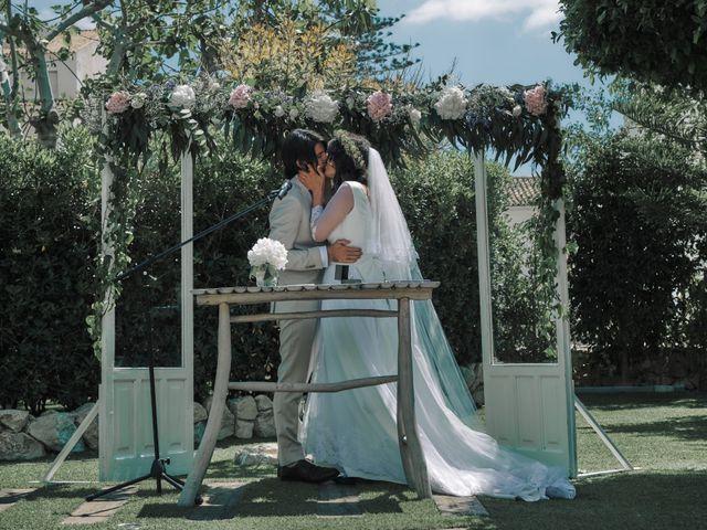 La boda de Sebas y Monica en Altea, Alicante 35