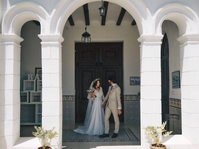 La boda de Sebas y Monica en Altea, Alicante 43