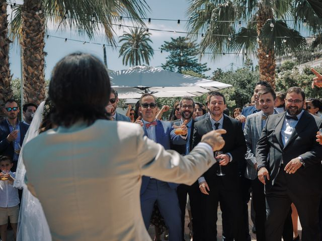 La boda de Sebas y Monica en Altea, Alicante 44