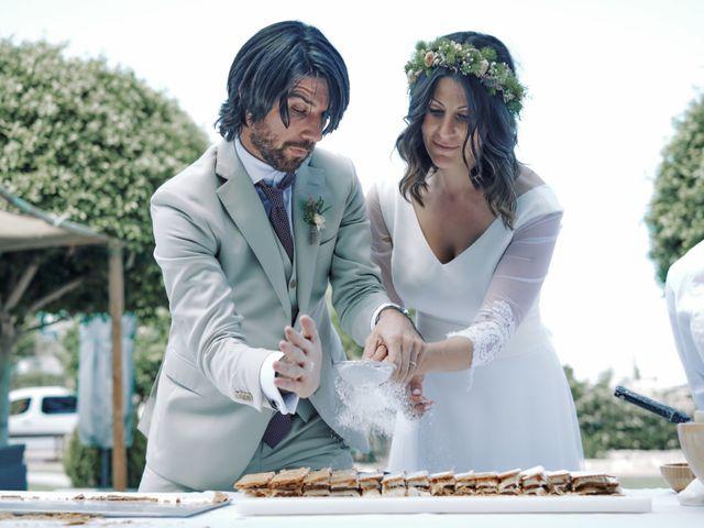 La boda de Sebas y Monica en Altea, Alicante 46