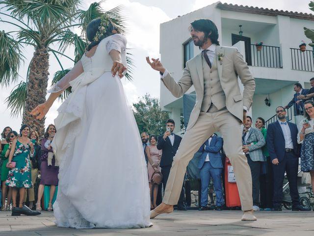 La boda de Sebas y Monica en Altea, Alicante 47