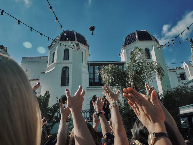 La boda de Sebas y Monica en Altea, Alicante 48