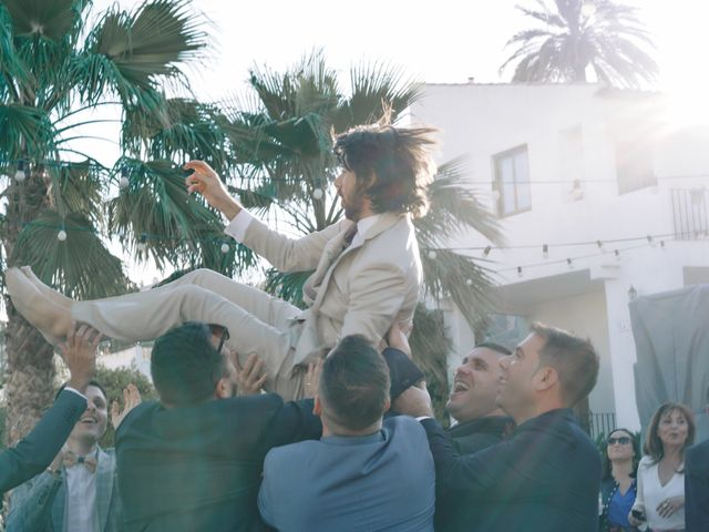La boda de Sebas y Monica en Altea, Alicante 49