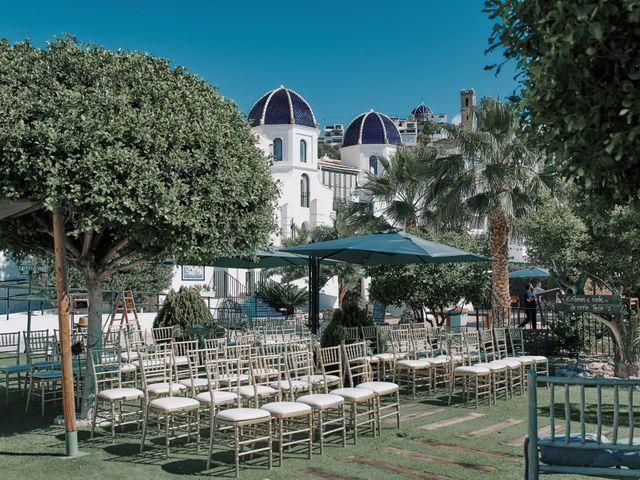 La boda de Sebas y Monica en Altea, Alicante 50