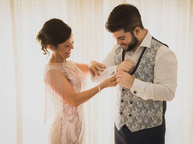 La boda de Alberto y Virginia en Puigpunyent, Islas Baleares 1