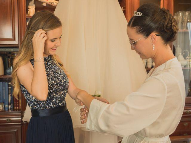 La boda de Alberto y Virginia en Puigpunyent, Islas Baleares 9