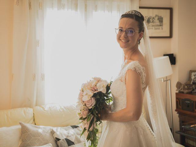 La boda de Alberto y Virginia en Puigpunyent, Islas Baleares 13