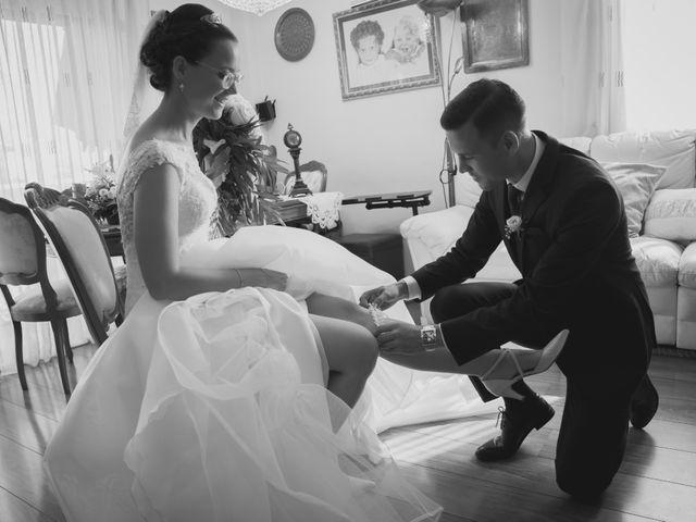 La boda de Alberto y Virginia en Puigpunyent, Islas Baleares 14