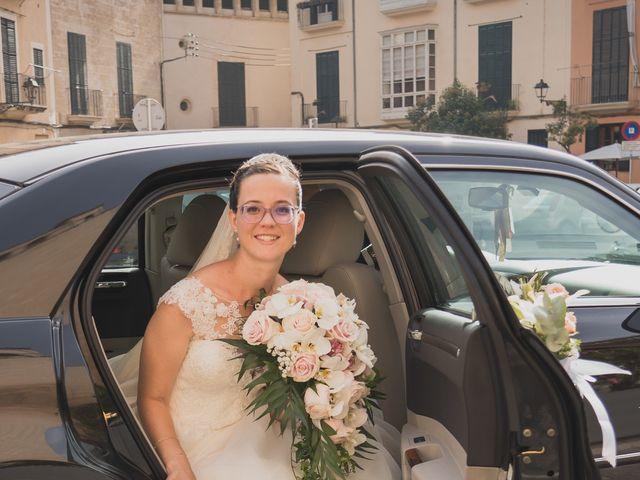 La boda de Alberto y Virginia en Puigpunyent, Islas Baleares 18