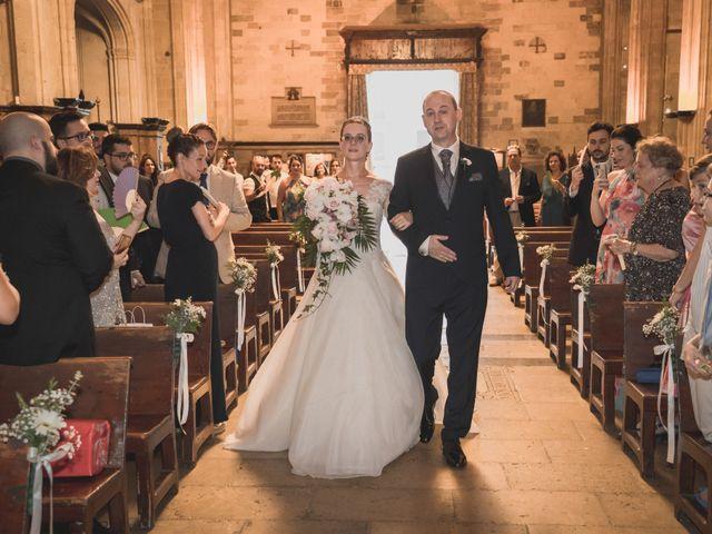 La boda de Alberto y Virginia en Puigpunyent, Islas Baleares 19
