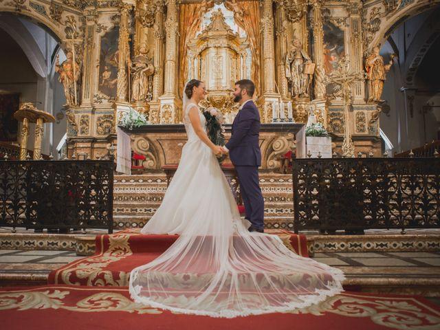 La boda de Alberto y Virginia en Puigpunyent, Islas Baleares 21